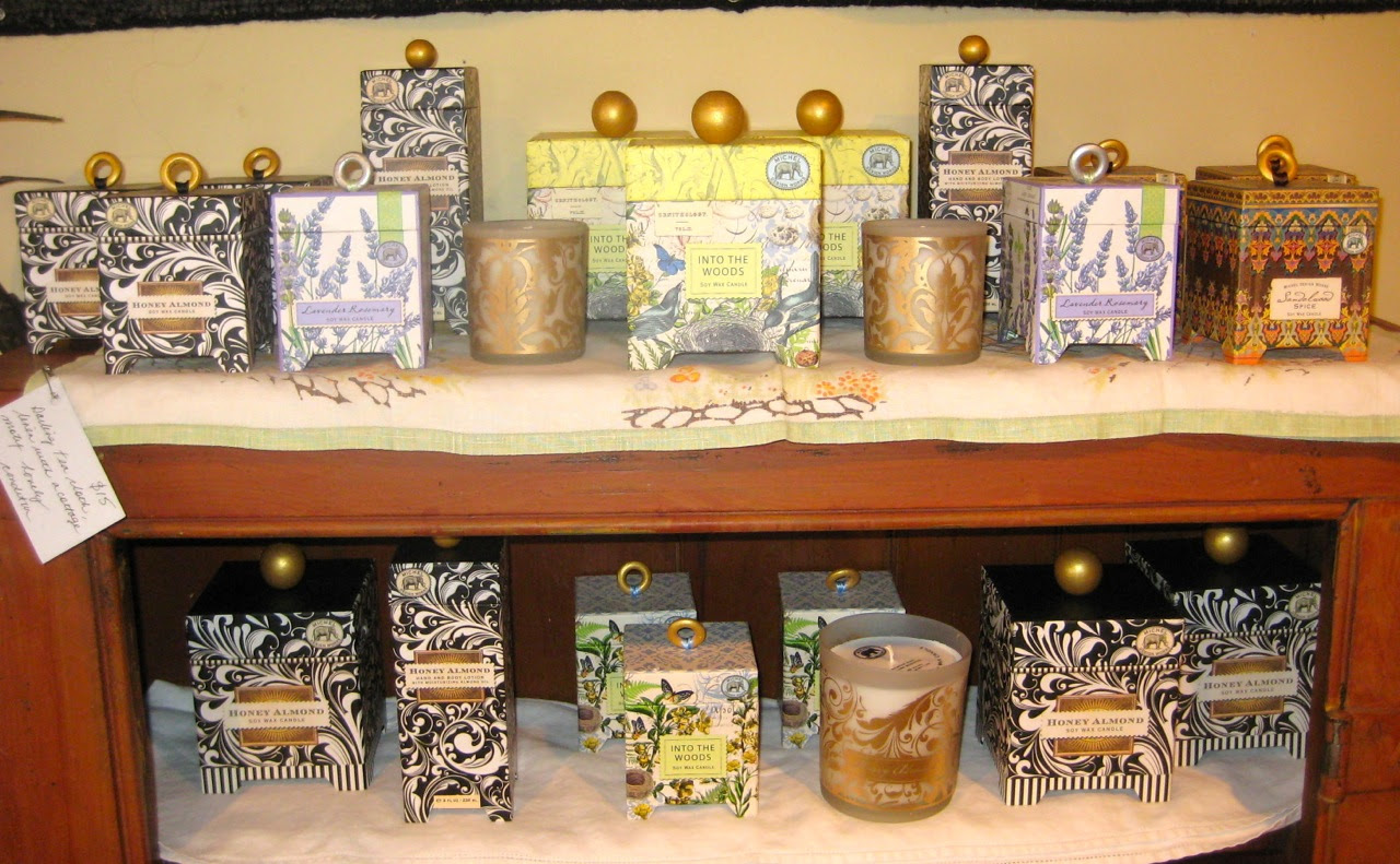 Michel Design Works Soy Candles Are In Mrs Nicholson Home