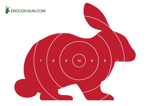 Shooting targets - Free to download and ready to print • Enough Gun