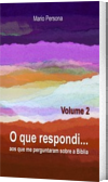 O que respondi - Vol. 2
