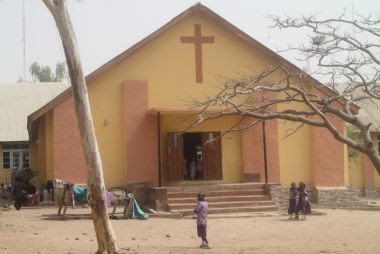 Nigerian Pastor held by police for robbery