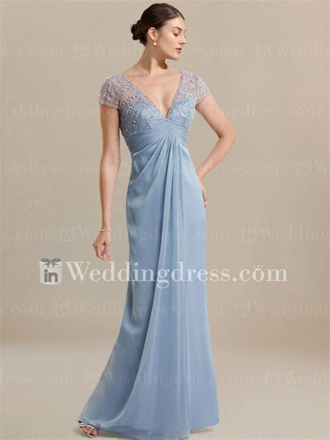 Chiffon One Shoulder Wedding Dress with Lace BC160N in