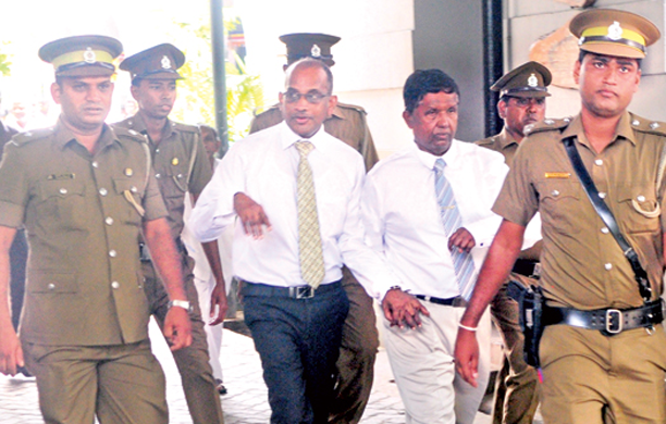 Former President's Chief of Staff, former Timber Corporation Chairman further remanded till July 13