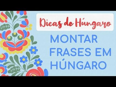 Montando Frases - Estudar Húngaro