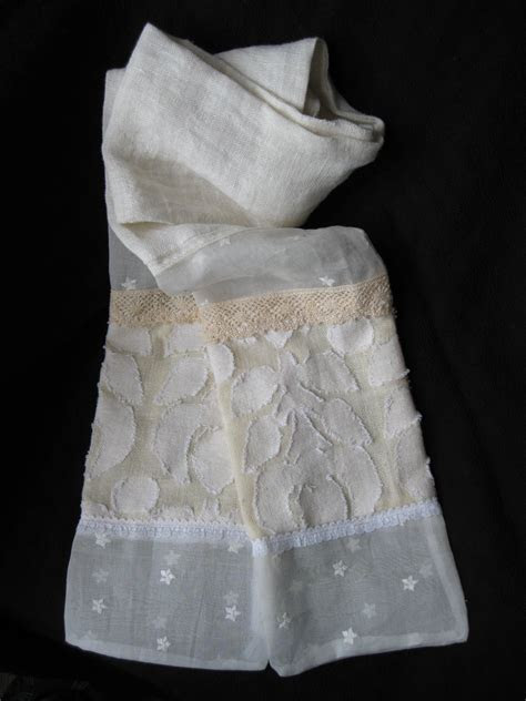 Turn Vintage Dresses Into Scarves   DIY   Old wedding