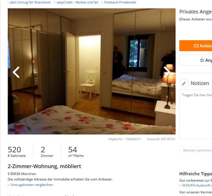 tolle voll m blierte wohnung mit balkon 70176 stuttgart west 2. Black Bedroom Furniture Sets. Home Design Ideas