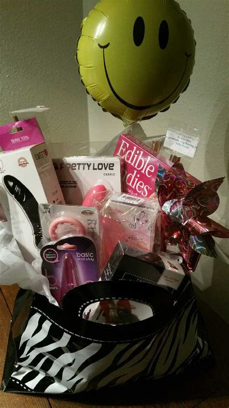 adult gift baskets flower sex toy