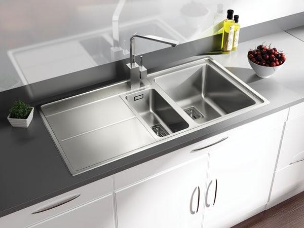 Home And Garden Stainless Steel Kitchen Sink Installation