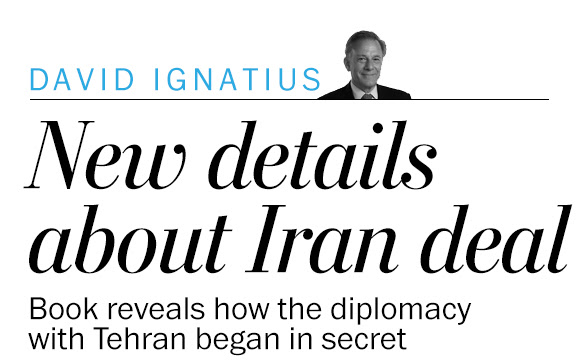 The Omani 'back channel' to Iran and the secrecy surrounding the nuclear deal