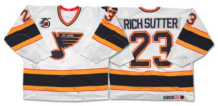 St Louis Blues 91-92 jersey, St Louis Blues 91-92 jersey