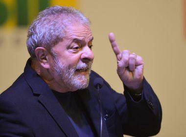 Defesa de Lula tem até 23h59 de terça para recorrer da condenação do TRF-4