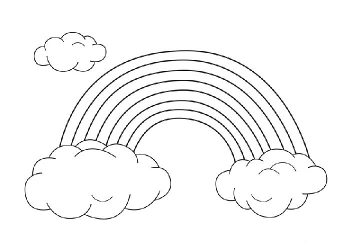 13 Best Images of Color Rainbow Kindergarten Worksheet ...