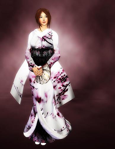 kimono hunt