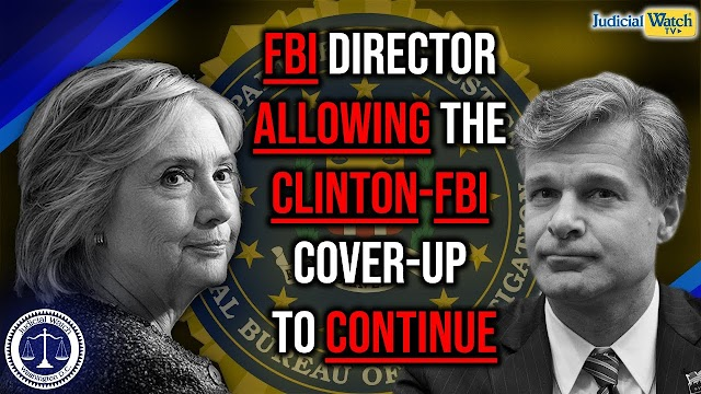 Judicial Watch - New Benghazi Documents Confirm Clinton Email Cover-Up
