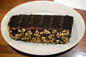 Claim Jumper Frozen Chocolate Cake