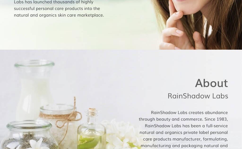 Private Label Bath Products - Label Ideas