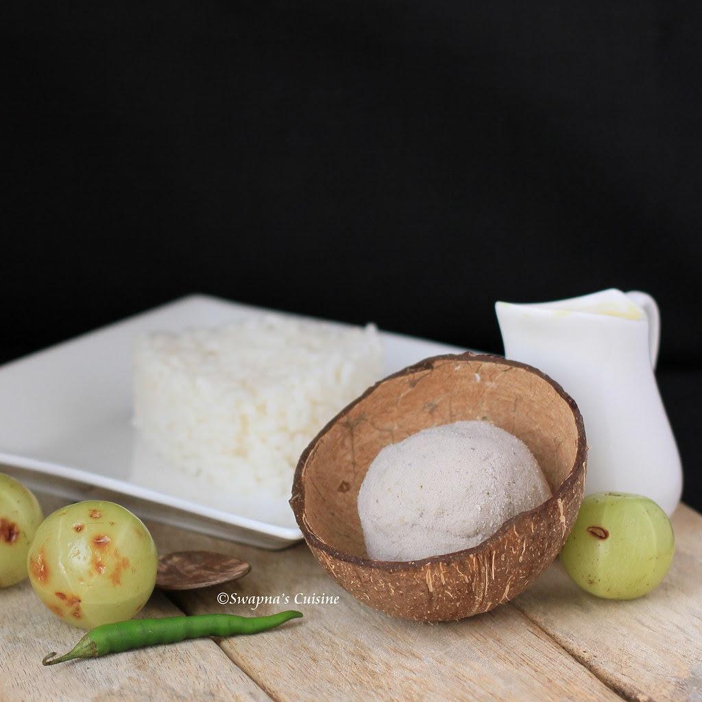 Kerala Coconut Chammanthi Recipe
