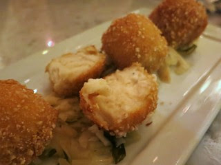 Cauliflower croquette