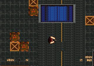 Counter-Strike 2D para o Sega Mega Drive
