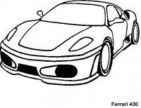 Ferrari Disegni Da Colorare Della Ferrari Formula Uno La Rossa