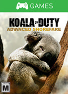 Koala of Duty Advanced Snorefare