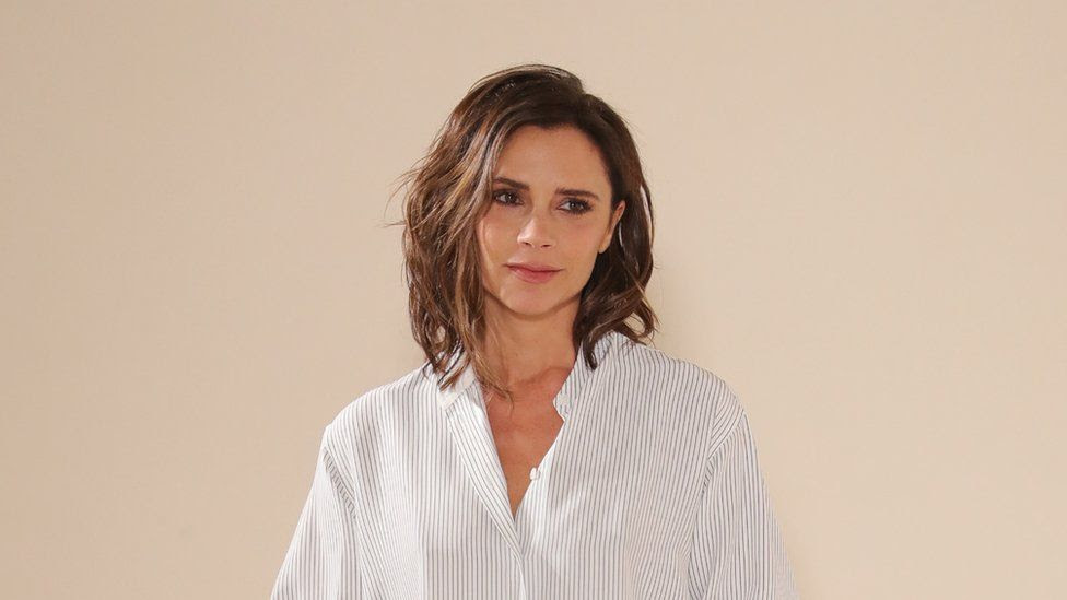 Victoria Beckham Trademarks Her Daughter Harpers Name In Britain