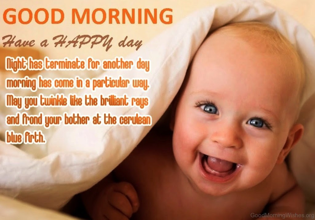 6 Good Morning Baby Quotes