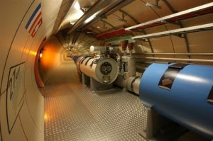 LHC só voltará a funcionar em 2015.