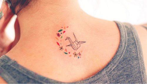 100 Tatuajes Finos Para Mujer Bonitos Y Delicados