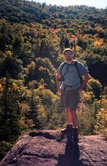 Bushwhacking Lafayette Brook 1999