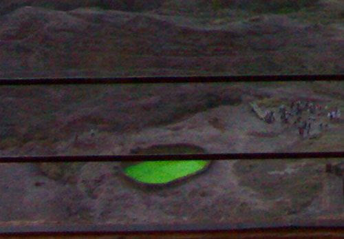 An image, shot in Jodhpur, India, showing what's rumored to be the Lazarus Pit in THE DARK KNIGHT RISES.