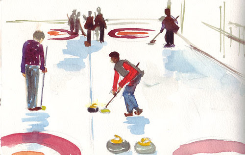 Curling experience 2