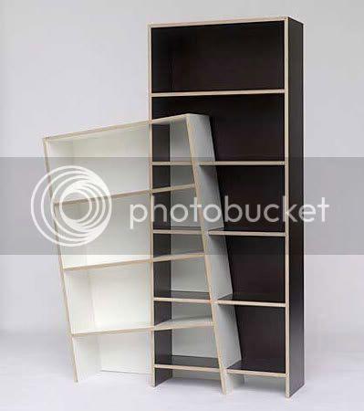weird furniture design King of Siam shelf