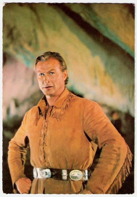 Lex Barker, Der Schatz im Silbersee