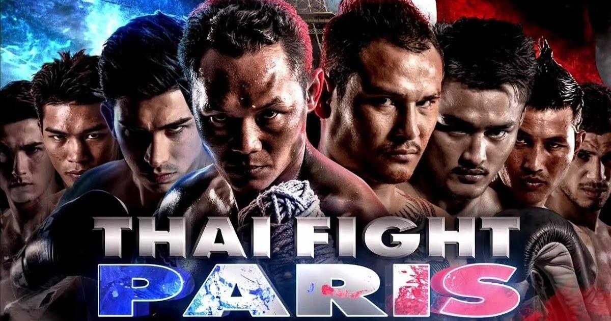 ไทยไฟท์ล่าสุด ปารีส เต็งหนึ่ง ศิษย์เจ๊สายรุ้ง 8 เมษายน 2560 Thaifight paris 2017 http://dlvr.it/P0nM3K https://goo.gl/2wwc8c