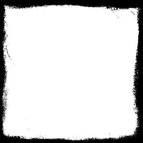 square grunge frame psd png transparent onlygfxcom