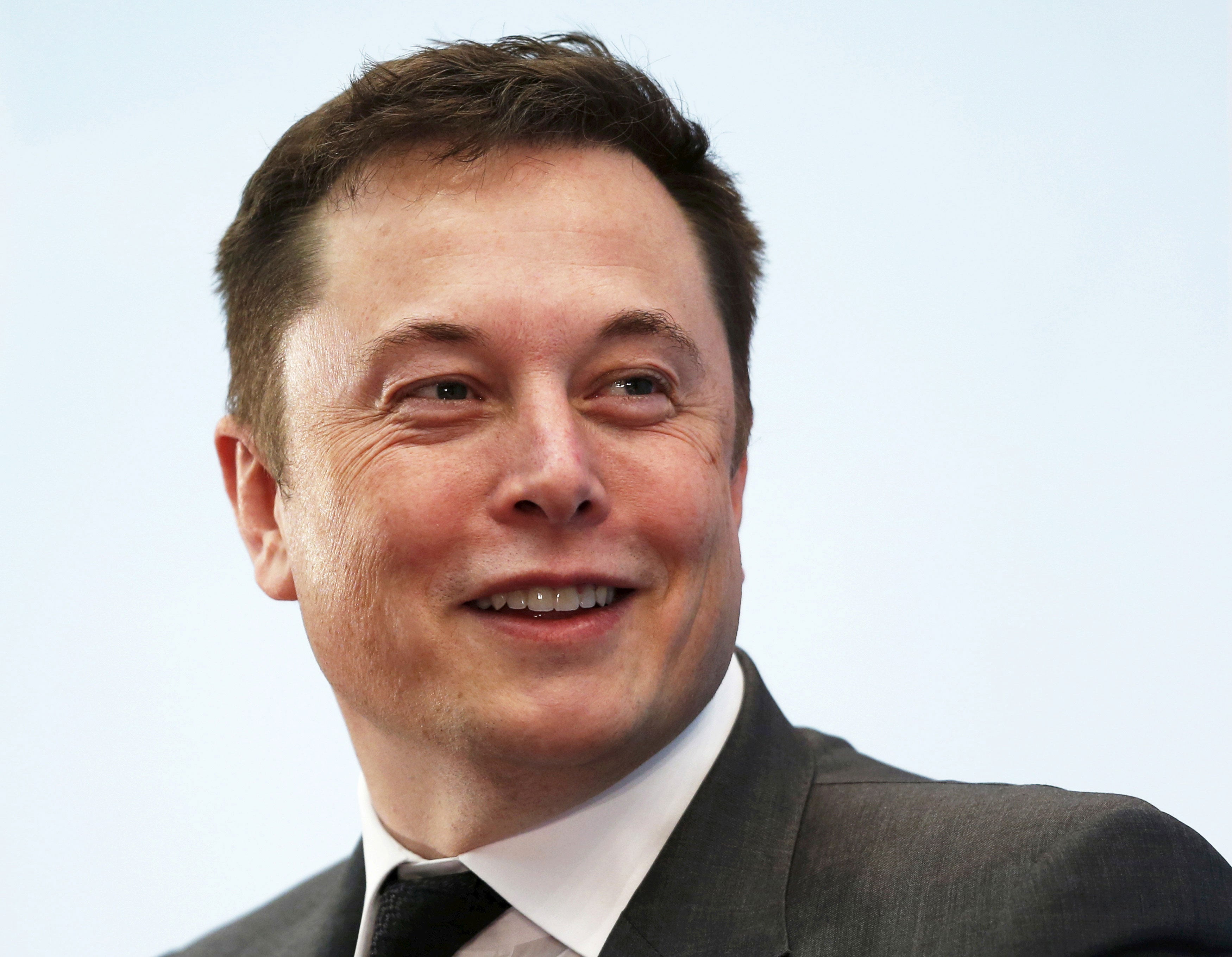 Elon Musk is CEO of Tesla Motors and SpaceX. (Credit: Bobby Yip/Reuters/Newscom)