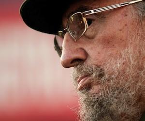 Fidel. Foto: Roberto Chile (Archivo)