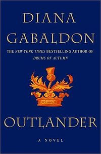 Outlander blue cover