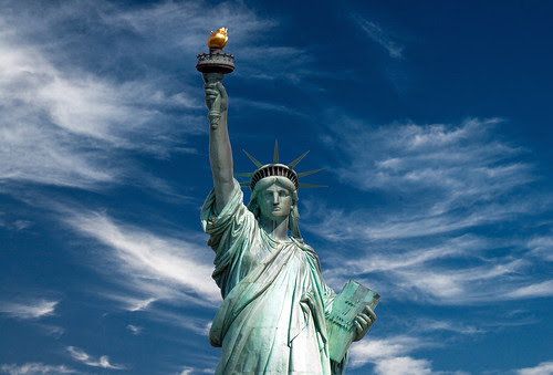 Statue of Liberty, New York, USA, by jmhdezhdez
