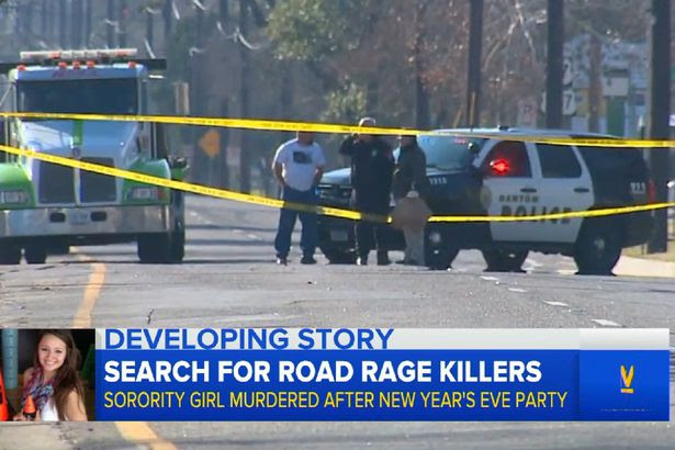 abc News coverage from the shooting of Sara Mutschlechner