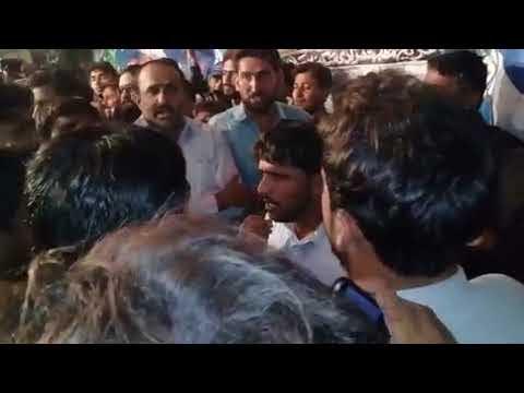 "Ustad Allah Yar Rind New Noha ""Wasiyat"" at Behal Bhakkar"