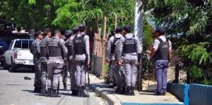 Teniente y raso heridos de gravedad durante tiroteo con delincuentes en Jacagua