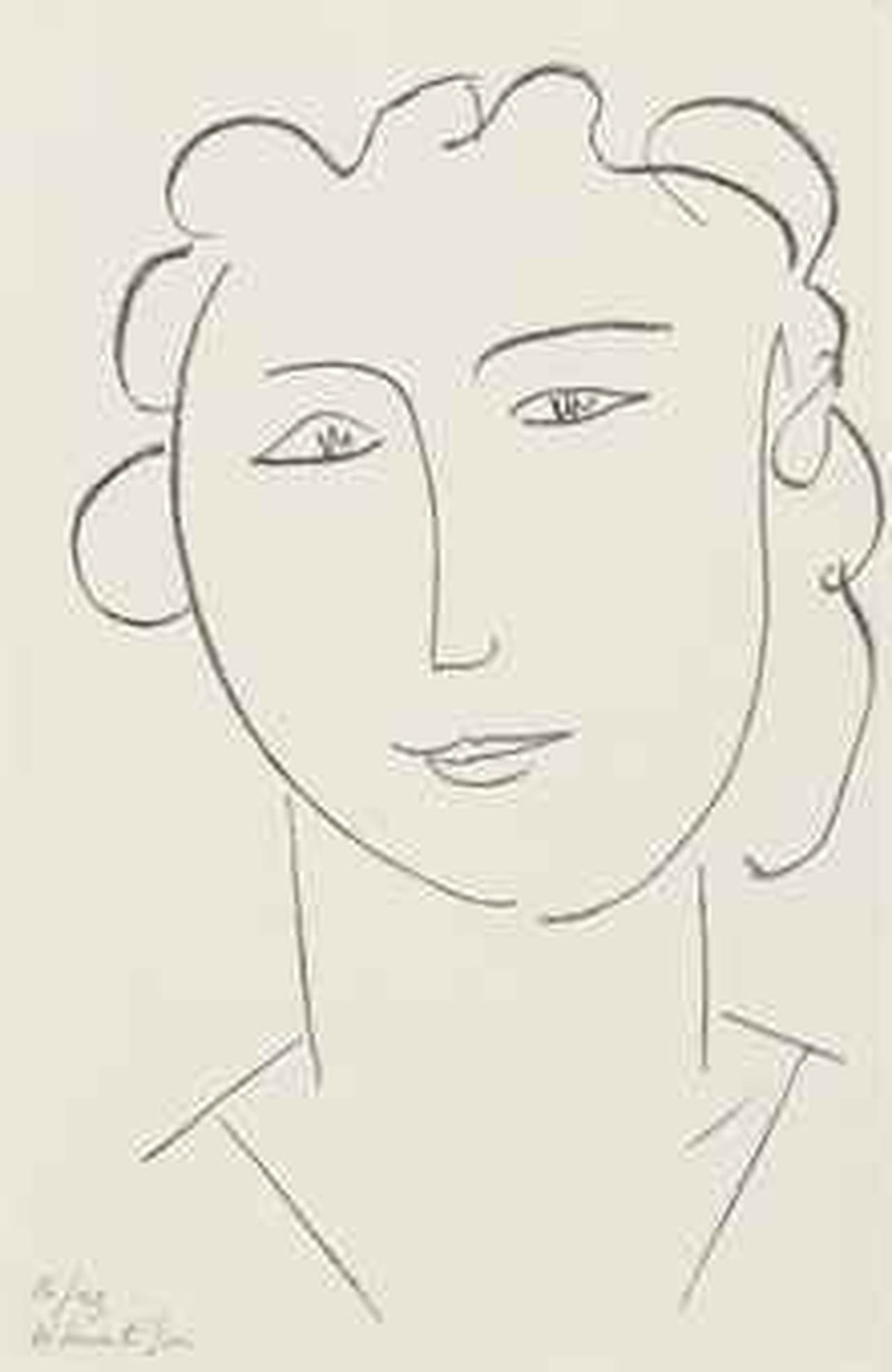 Henri Matisse, le désir de lignes