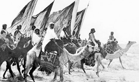Sa'ad bin Abi Waqash, Singa yang Menyembunyikan Kukunya