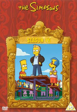 Simpsons Online Temporada 19