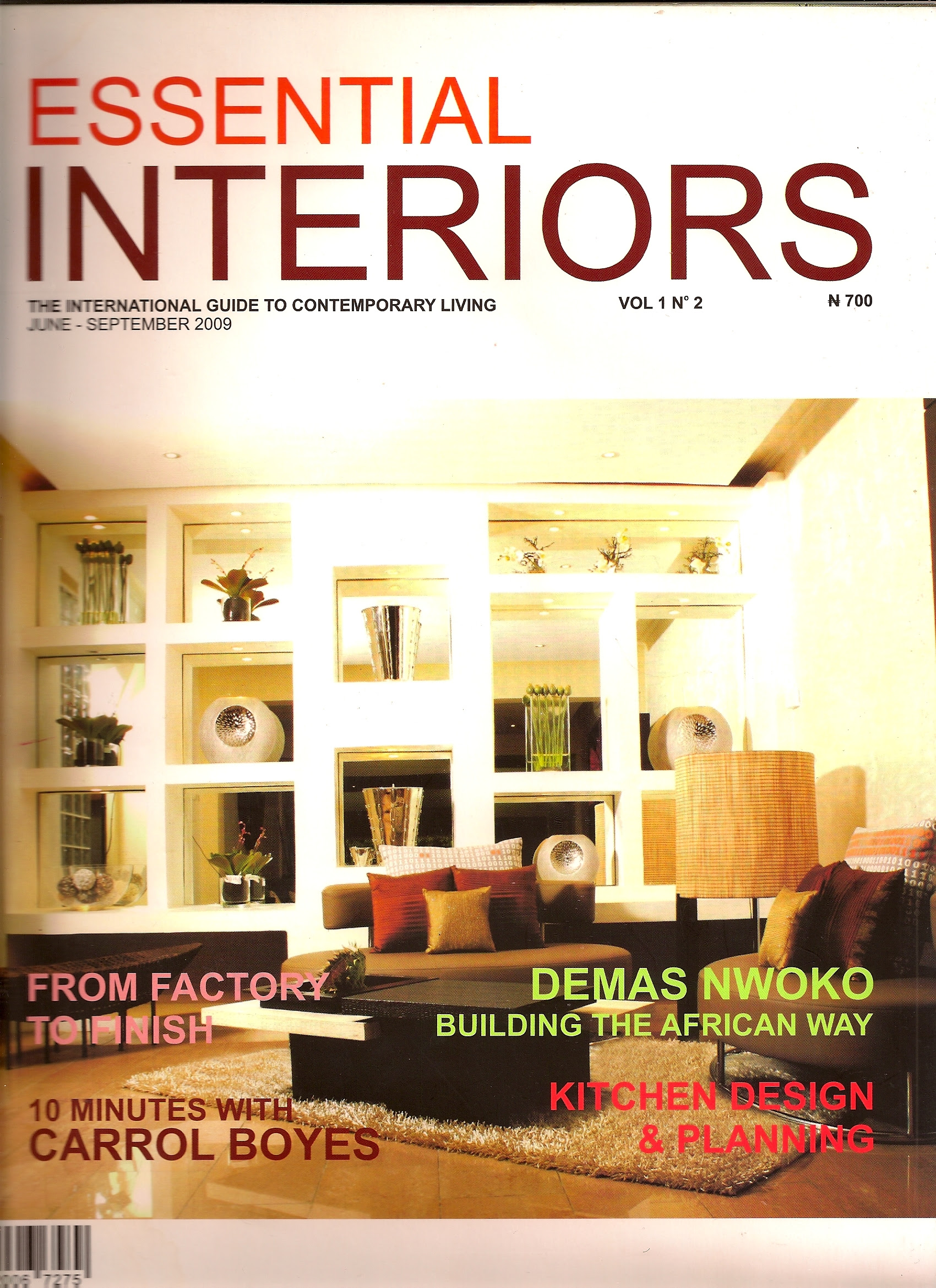 International Interior Design Magazines - minimalist home design