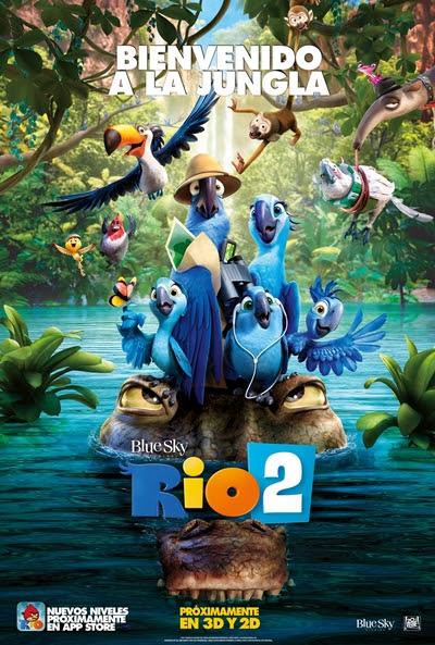 Cartel de Rio 2 (Rio 2)