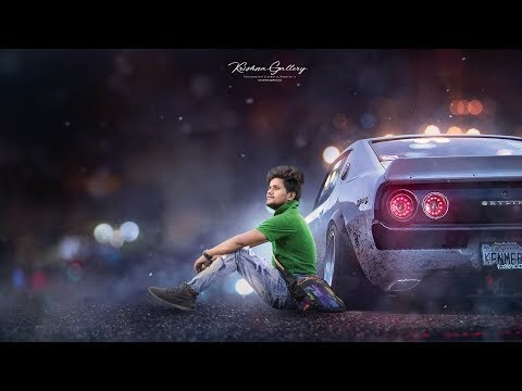 HINDI PHOTOSHOP MANIPULATION PROCESSING - CAR BOY EDITING