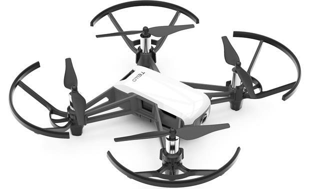 DJI Tello Mini quadcopter with HD camera at Crutchfield.com