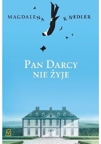 Okładka książki Pan Darcy nie żyje